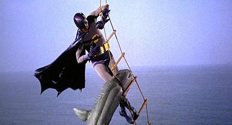 Resultado de imagen de tiburon batman 1966