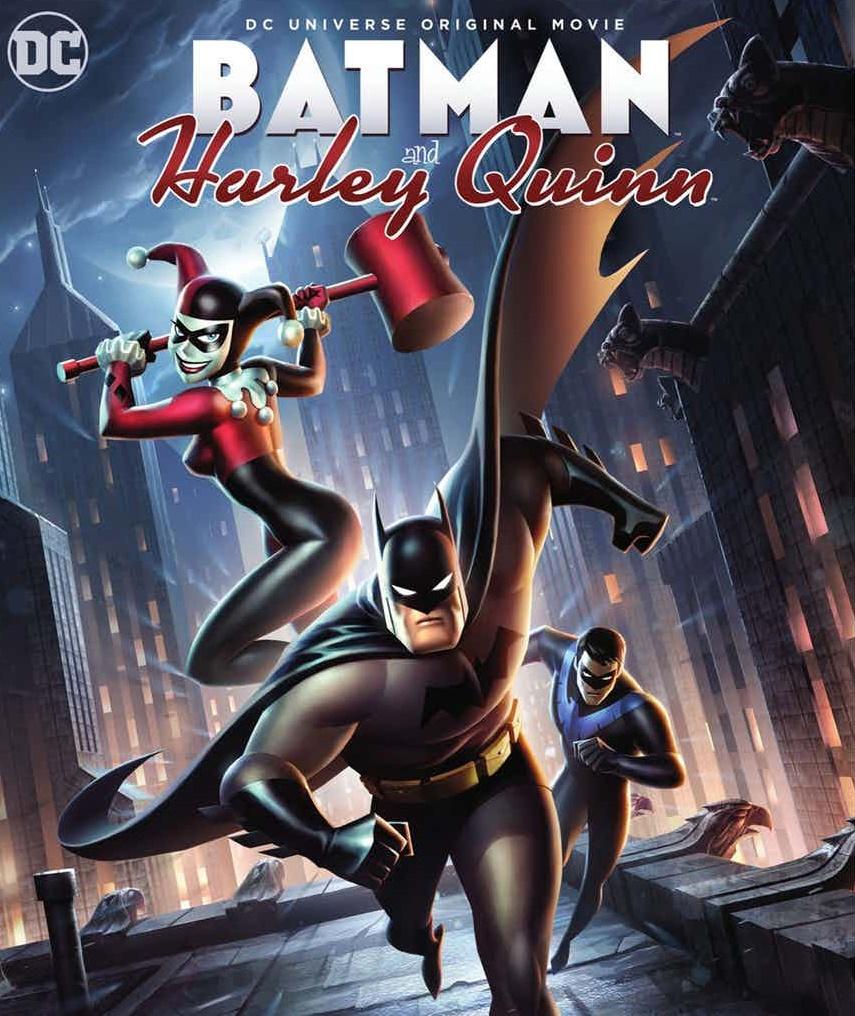 Batman & Harley Quinn | Batpedia | Fandom