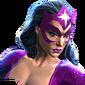 DC Legends Star Sapphire Carol Ferris Portrait