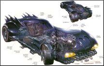 Modern Batmobile 01