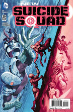 New Suicide Squad Vol 1-20 Cover-1