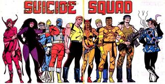 Suicide Squad New Team