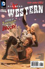 All Star Western Vol 3-8 Cover-1