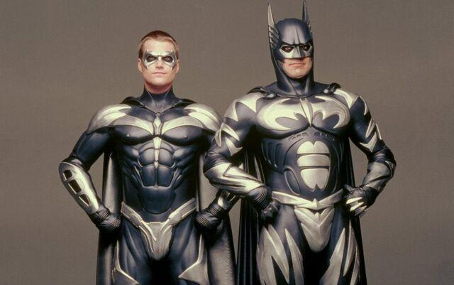 File:Batman & Robin - Batman and Robin (Silver suits).jpeg