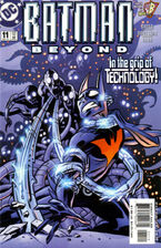 Batman Beyond v2 11 Cover