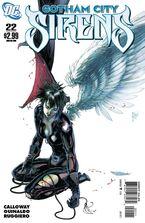Gotham City Sirens 22