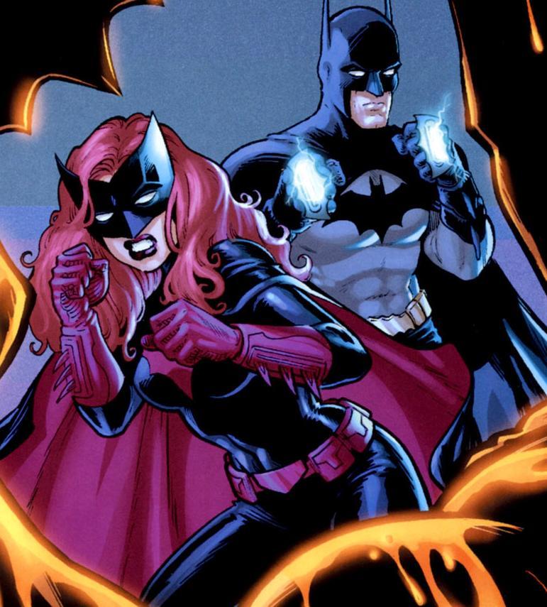 Batwoman Kate Kane Batman Wiki Fandom Powered By Wikia