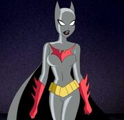 Animated Batwoman 1