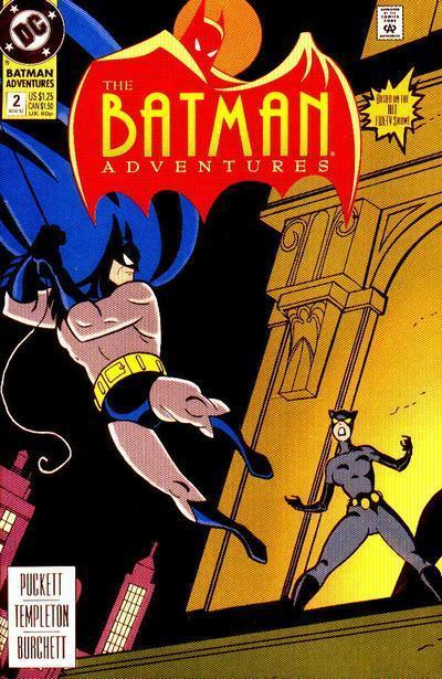 The Batman Adventures 02 | Batman Wiki | FANDOM powered by Wikia