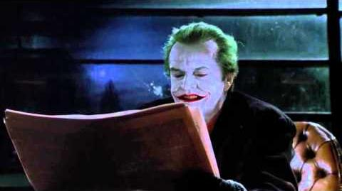 Batman (1989) - Wait'll they get a load of me.