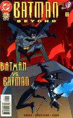 Batman Beyond v2 01 Cover