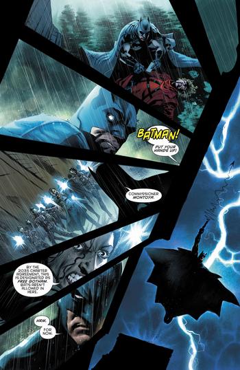 Detective Comics Vol.1 966 imagen