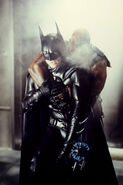 Batman Forever - Batman in action