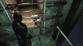 Harley caged