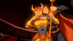 Young Justice S3E14l