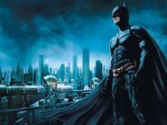 Dark knight wallpaper gotham city