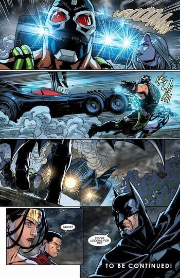 Injustice Año Cinco Vol.1 6 imagen