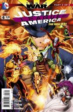 Justice League of America Vol 3-6 Cover-2