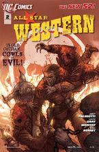 All Star Western Vol 3-2 Cover-1