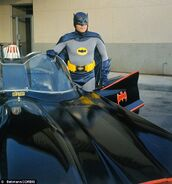 Batman (1960s Batmobile)