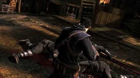 "Batman Arkham Origins Trailer del DLC ""Iniciación"""