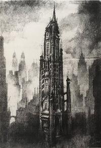 Gotham cathedral