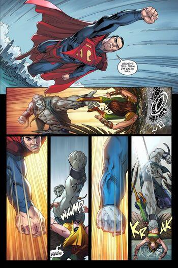 Injustice Año Cinco Vol.1 11 imagen