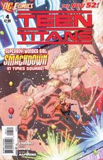 Teen Titans Vol 4-4 Cover-1