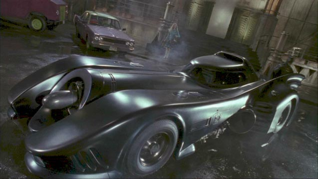 Batmobile Burton Films Batman Wiki Fandom Powered By