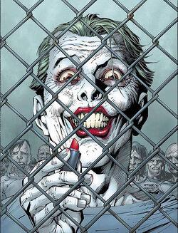 Joker lipstick
