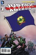 Justice League of America Vol 3-1 Cover-8