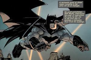 Batglider new 52