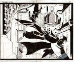 David Williams Legends of the Dark Knight