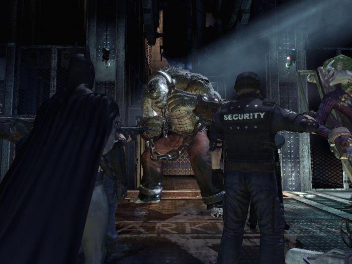 Batman Arkham Asylum Hook Up With The Relatives Before