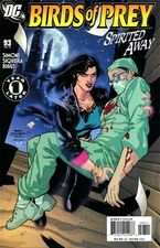 Birds of Prey 93c