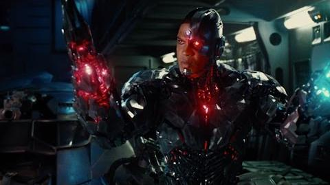 Justice League - Cyborg teaser trailer