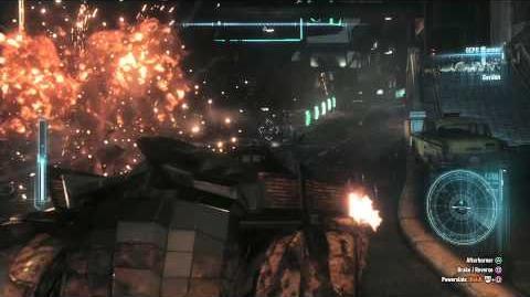 Batman Arkham Knight Vídeo de Gameplay - Agente Caído