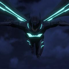 Aparece Batwing.
