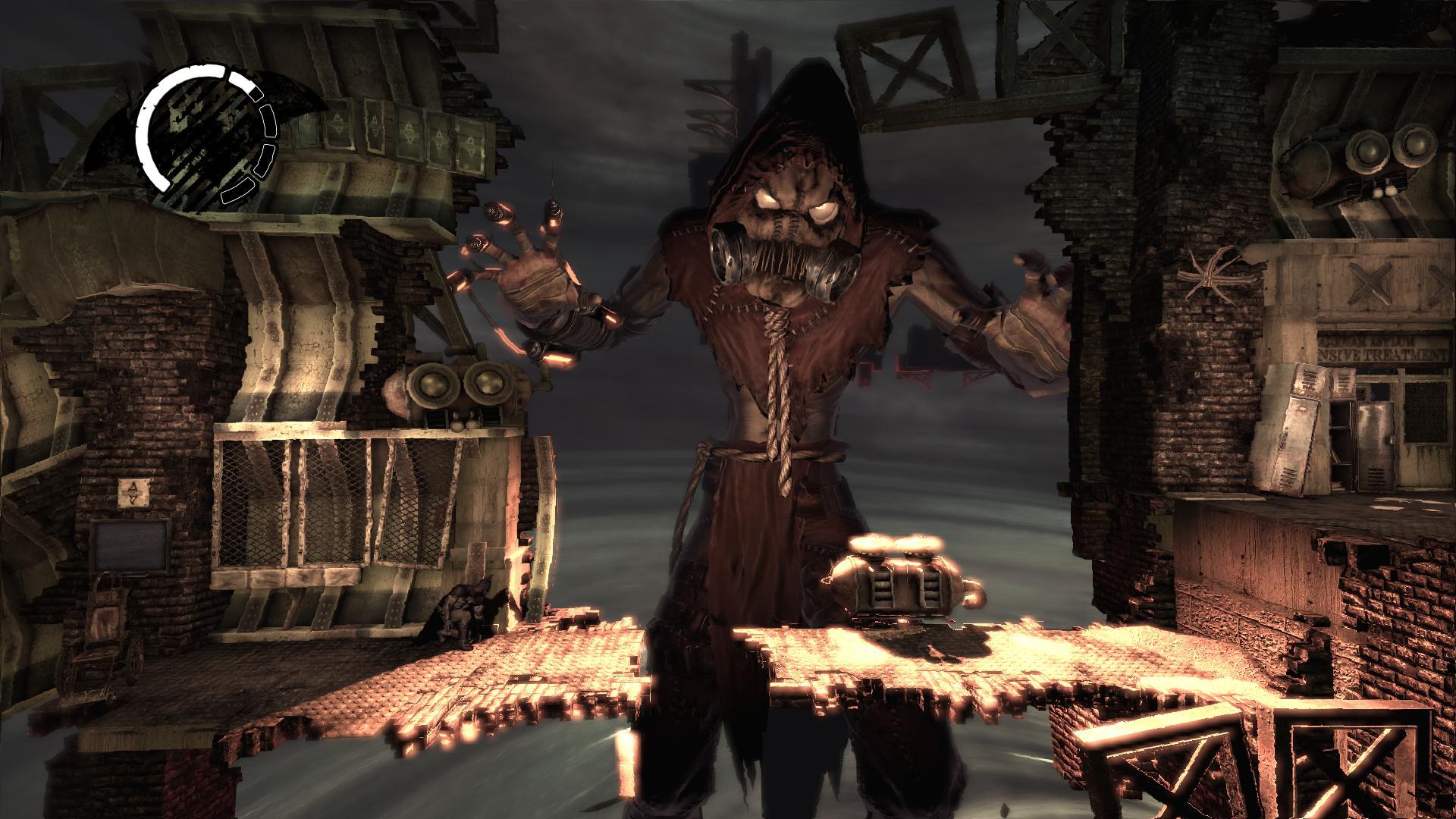 image batman arkham asylum scarecrow jpg batman wiki fandom