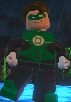 Green Lantern LegoBatman