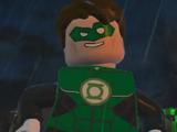 Green Lantern (Lego Batman)