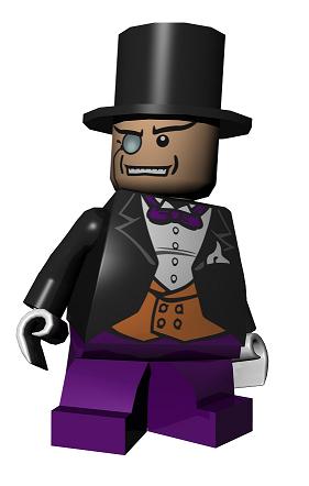 Lego batman pinguin