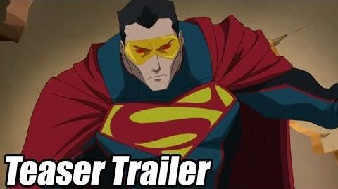 Reign Of The Supermen - Teaser trailer