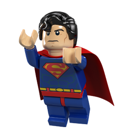 LegoSuperman