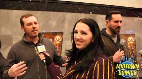Midtown Comics Interviews Phil Bourassa - Batman Bad Blood