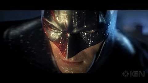 Batman Arkham City Hugo Strange Trailer