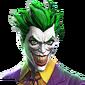 DC Legends Joker The Clown Prince of Crime Portrait