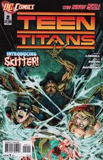 Teen Titans Vol 4-2 Cover-1