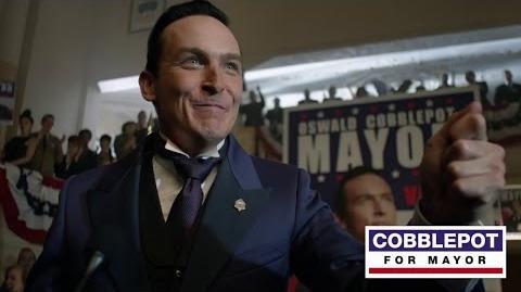 Vota a Oswald Cobblepot para alcalde.