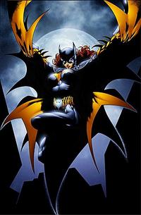 Batgirl moderna